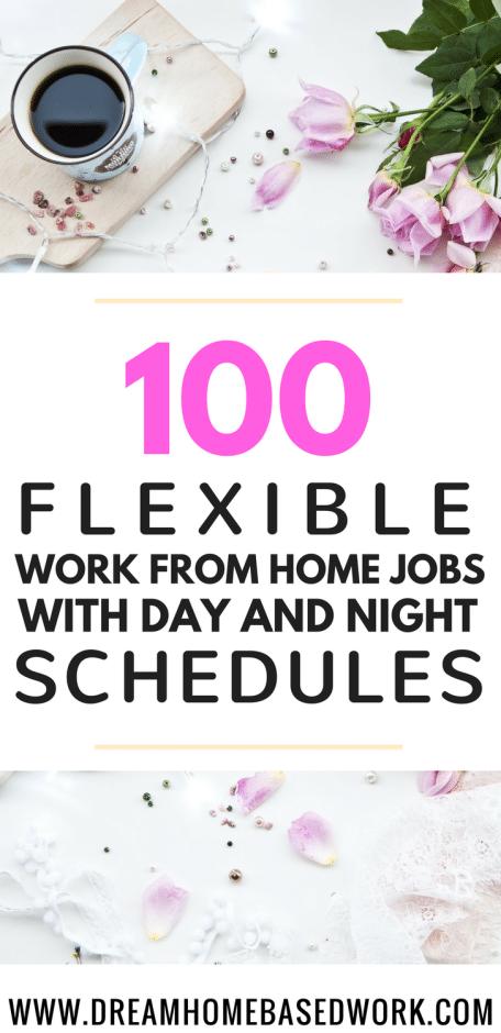 100 гибких рабочих мест из дома на день и ночь. Многие остаются на работе дома для тех, кто хочет зарабатывать деньги в Интернете, без мошенничества!