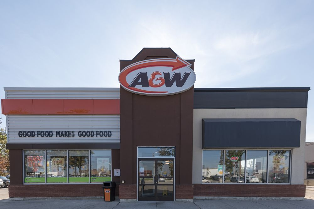 A & W Restaurants Inc.