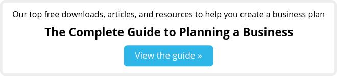 Посмотрите наше руководство по бизнес-планированию сегодня!