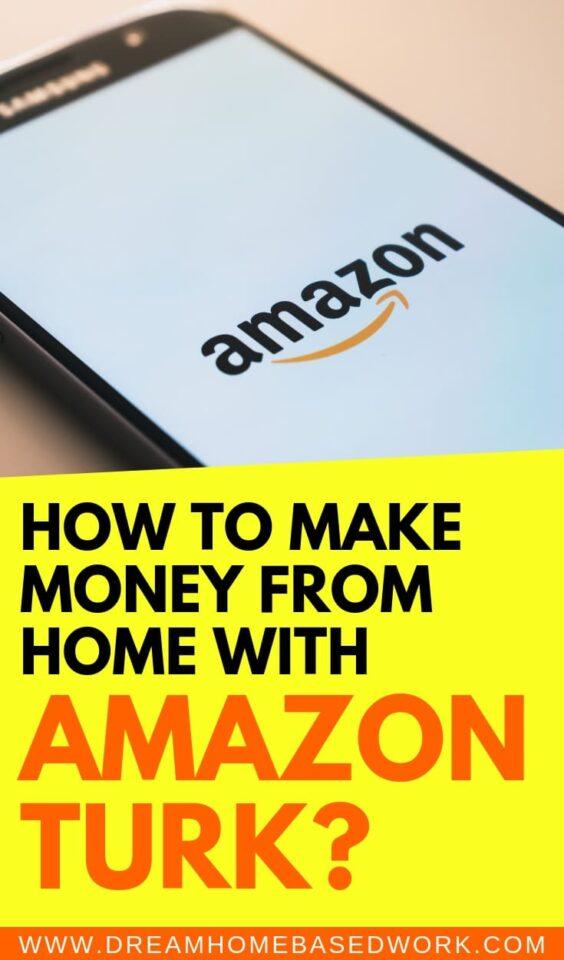 Если вы искали законные способы заработать деньги из дома, Amazon Mechanical Turk позволяет вам выполнять простые задачи онлайн за дополнительные 100 долларов в неделю.