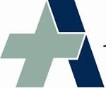 Логотип больницы и медицинского центра Авентура