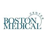 Логотип Бостонского Медицинского Центра