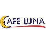 Кафе Луна Лого