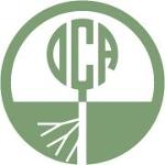 DCA Открытый логотип