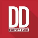 Логотип доставки парней