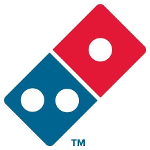 Домино Пицца Великобритания Логотип