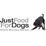 JustFoodForDogs Логотип