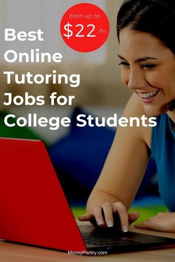Если вы студент колледжа и вам нужны деньги, эти сайты заплатят вам, чтобы стать онлайн-репетитором. Вот как можно подать заявку ...