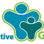 Логотип позитивного роста