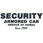 Служба безопасности бронированных автомобилей Гавайских островов Logo